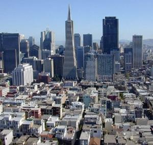 Panorama San Franciska