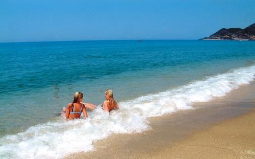 Plaža u Alanji