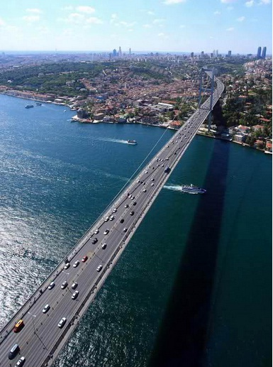 Most preko Bosfora - Istanbul