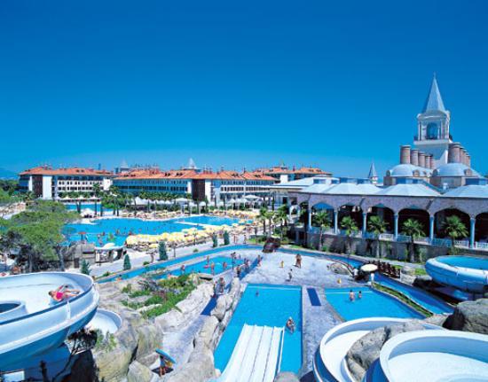 Topkapi hotel Antalija
